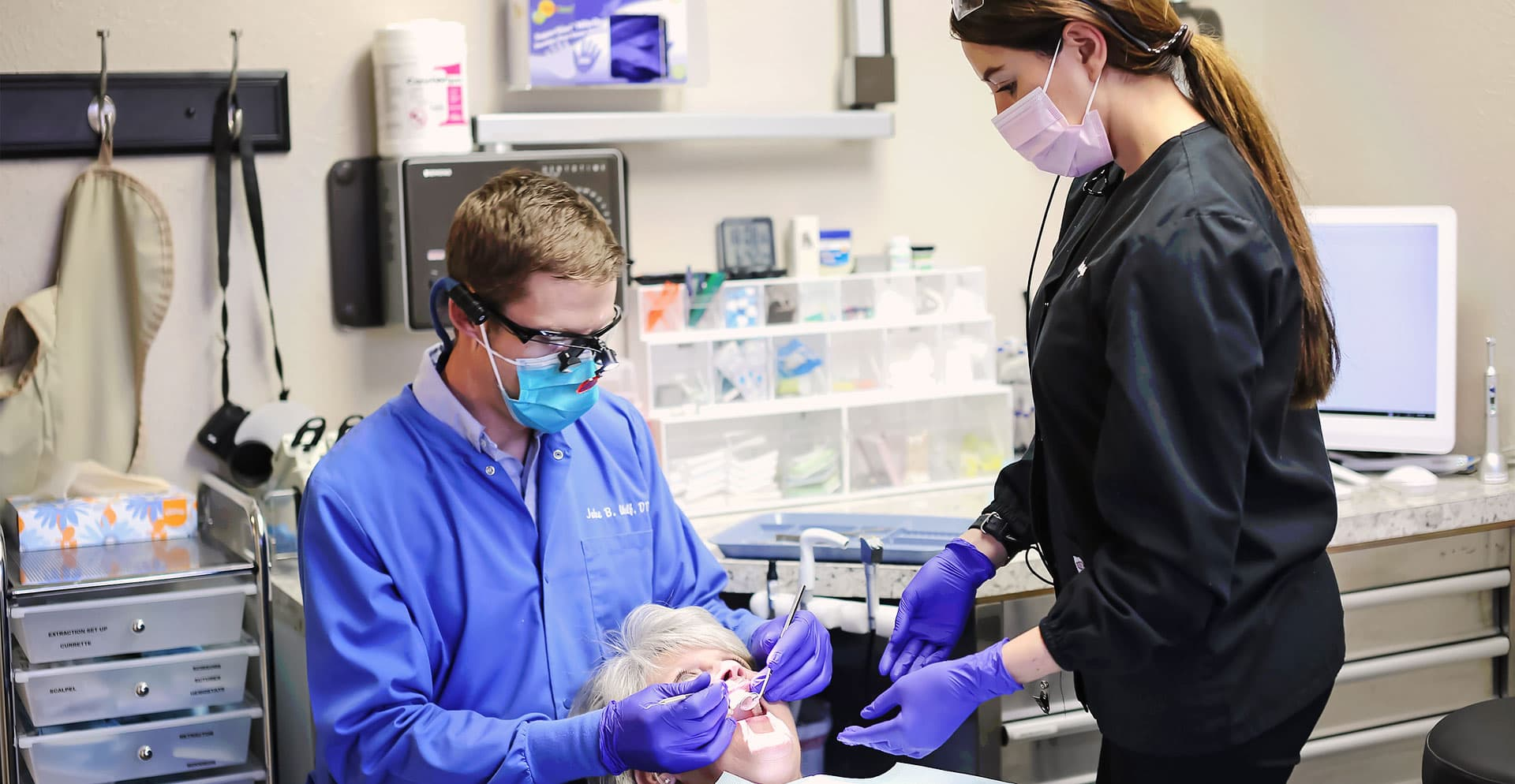 Dr. Jake Wolf - Family Dentist in Las Cruces, New Mexico